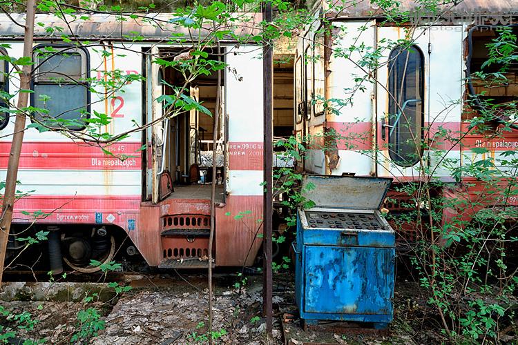 Mit der Eisenbahn