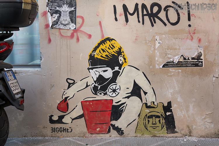 StreetArt in Pisa