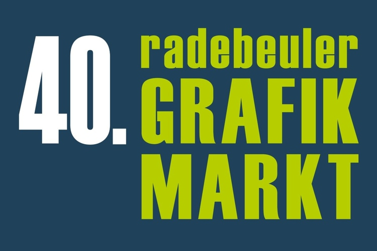 Radebeuler Grafikmarkt im November