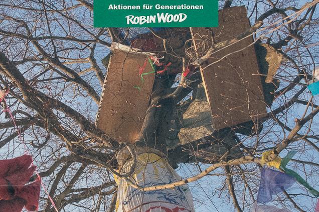 Robin Wood Magazin
