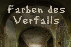 Farben des Verfalls in Radebeul