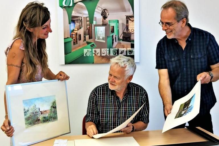 """Projekt """"Fontane-Duncker"""" geht in die Zielgerade"""