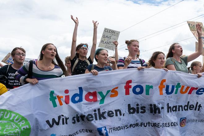Freitags für die Zukunft