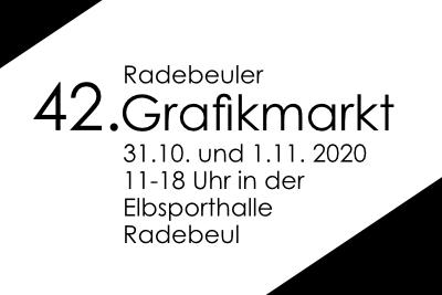 Read more about the article Radebeuler Grafikmarkt 2020