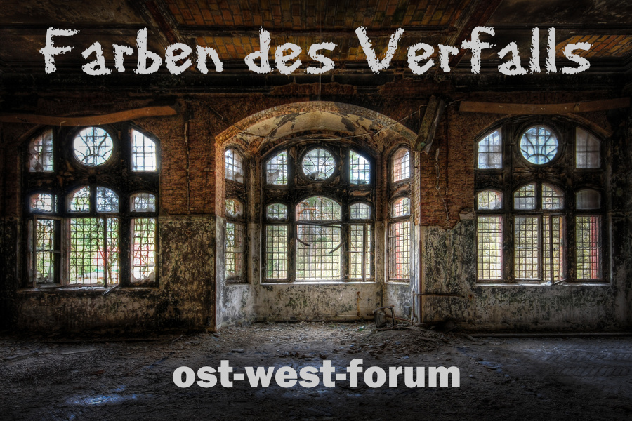 Read more about the article 2021 Ausstellung Ost-West-Forum