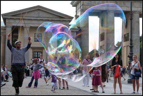 Herr der Blasen
