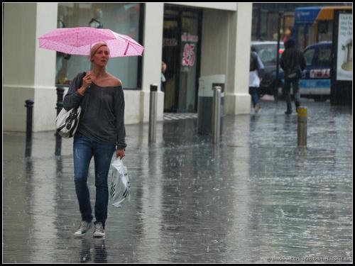 Englischer Regen
