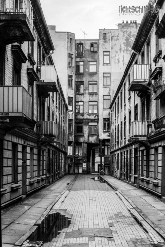 Hamburg Hafenstrasse 1987
